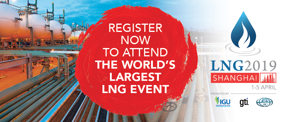 LNG2019n- Shanghai, China |